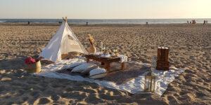 Huntington Beach Picnic Location