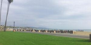 Doheny Beach Picnic Location